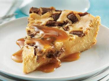 Impossible Toffee Cheesecake Recipe