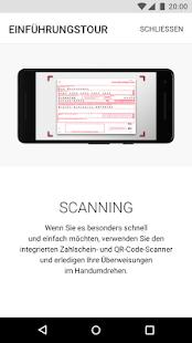 bankdirekt.at Mobile App - náhled