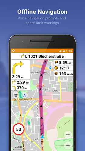 Maps & Navigation — OsmAnd+ 2.4.4 APK
