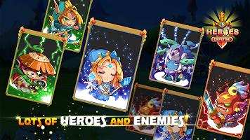 Heroes Defender Fantasy - Epic TD Strategy Game
