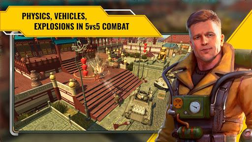 Diesel Soldiers: World War. Top-down shooter 0.7.3169 screenshots 1