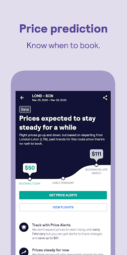 Skyscanner – cheap flights, hotels and car rental screenshot 4