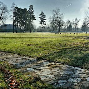 Park Mladen Stojanovic, Banja Luka, BiH by Boban Buliga - City,  Street & Park  City Parks ( #nature #naturelovers #natureonly #natureza #tagsforhearts #nature_seekers #nature_shooters #nature_perfection #natureporn #naturestyles_gf #naturephotography #nature_obsession #lifeinism #naturehippys #naturegram #nature_lovers #naturel #naturewalk #naturewhisperers #naturepolis #natureshot #natureshots #naturevalley #naturehub )