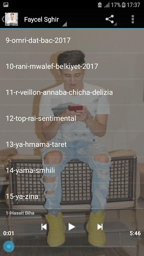 2017 SGHIR TÉLÉCHARGER FAYCEL KEDABA CHEB