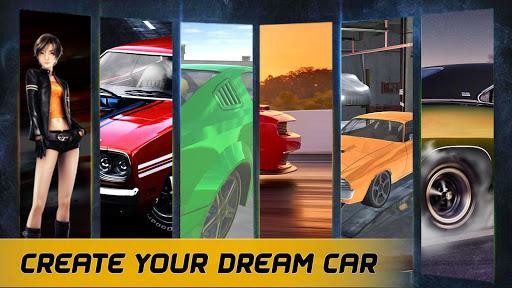 American Muscle Car Racing  captures d'écran 1