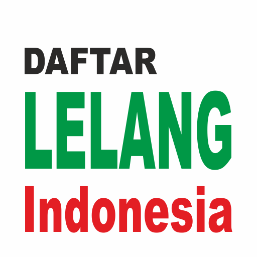 Daftar Lelang Seluruh Indonesia