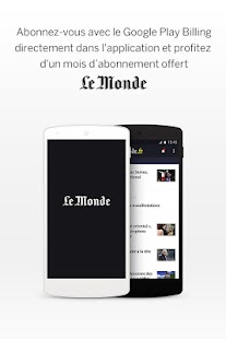 [Download Le Monde, l'info en continu for PC] Screenshot 4