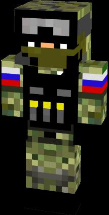 скины майнкрафт военные #1