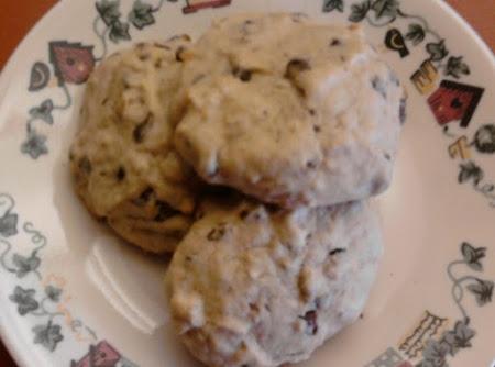 Chunky Monkey Cookies Recipe