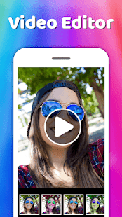 Video editor-cut,Merge,reverse,fast,slow video - náhled