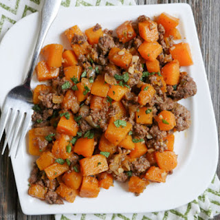 Ground Beef Butternut Squash Recipes