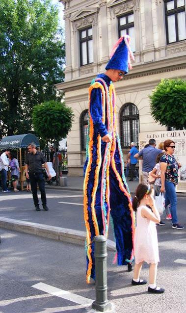 Events in Bucharest Victoria Avenue