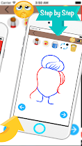 How To Draw Hairstyles- easy🖌 - screenshot thumbnail 03
