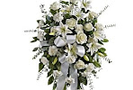 Funeral & sympathy flowers same day deliver in Chicago