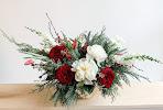"""Deck the Halls"" Floral Arrangement"