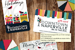 Downtown Naperville Holiday Gift Cards