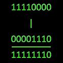 Bitwise binary calculator FREE icon