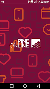 PineOnline - náhled