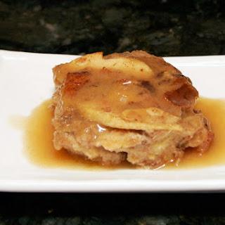 Apple Cinnamon Bread Pudding Recipe