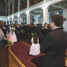 Wedding photographer alvaro poblete (poblete). Photo of 25.10.2015