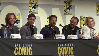 Supernatural: 2016 Comic-Con Panel