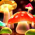 Mushroom Light LiveWallpaper icon