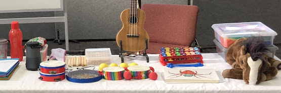 """ANM Studio - """"Early Childhood - Putting Music into the Everyday Classroom PL 1"""""""