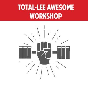 Total-Lee awesome workshop.