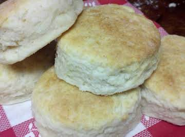 Aunt Tour's Made-From-Scratch Biscuits