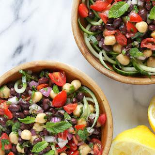 Mediterranean Bean Salad Recipes