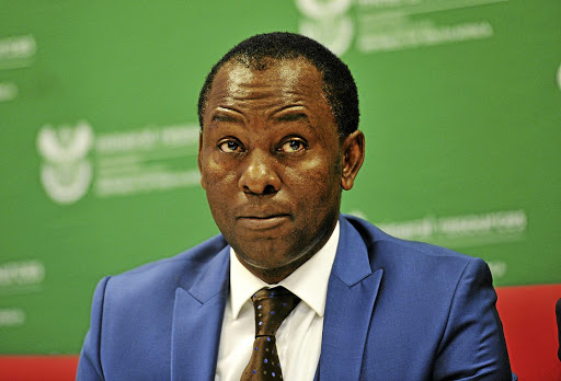 Mosebenzi Zwane: Avoided addressing any of the industry's burning concerns. Picture: SUPPLIED