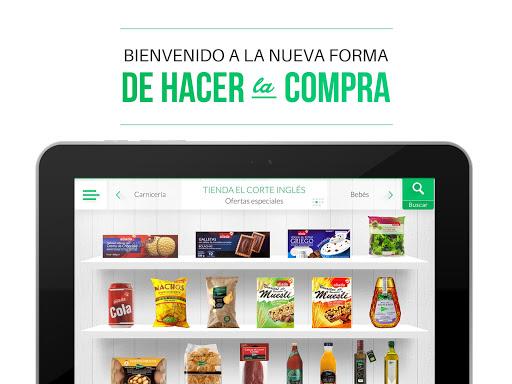 Supermercado El Corte Inglés screenshot 10