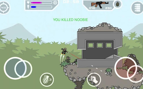 App Tips for Mini Militia Battle APK for Windows Phone