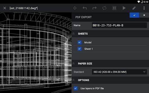 CorelCAD Mobile 18.0.194 screenshots 20