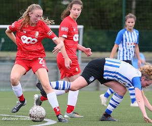 Vrouwenploeg Standard opent voorbereiding met overwinning tegen Eindhoven