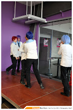 Photo: Concours cosplay de la première journée de la Yaoi Yuri Con 2nd édition (2012)