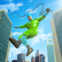 Flying Rope Hero Underworld Gang icon