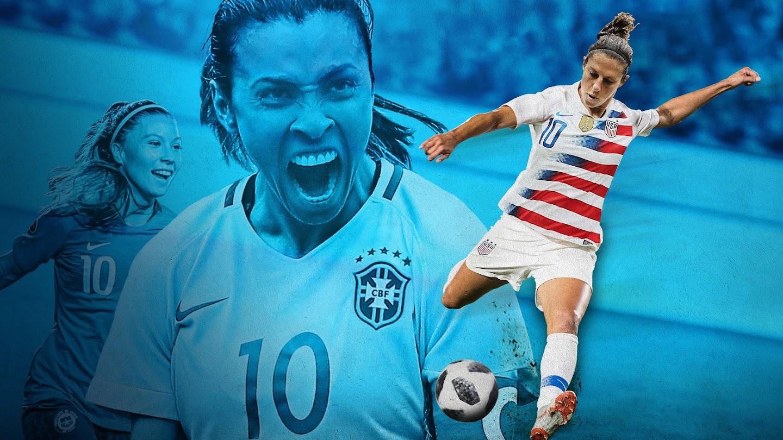 Watch Final de la Copa Mundial Femenina FIFA 2019: La antesala live