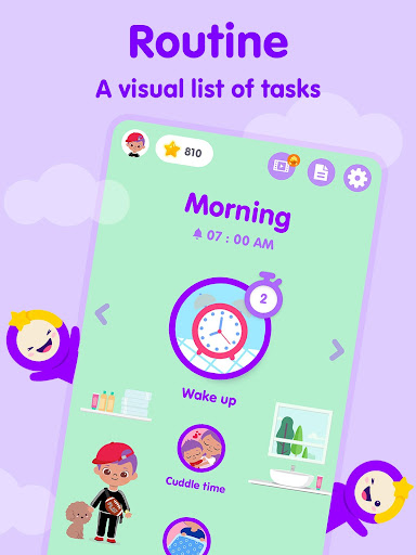 Timo Kids Routine Timer - from Morning to Evening 2.1.1 Screenshots 14