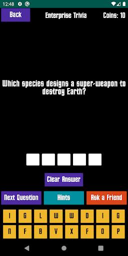 Quiz About Star Trek 1.0 screenshots 5