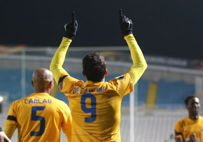 C1: De Camargo buteur, Moscou et Nicosie prennent une option
