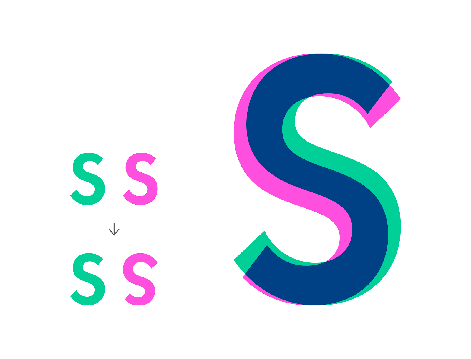 Font illusion