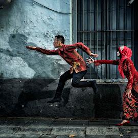 levitation by Iwan Achmad - Wedding Other