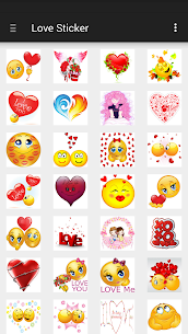 love sticker images 1