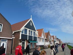 Photo: Cute houses in Volendam