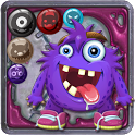 Bubble Shooter Monster Pop icon