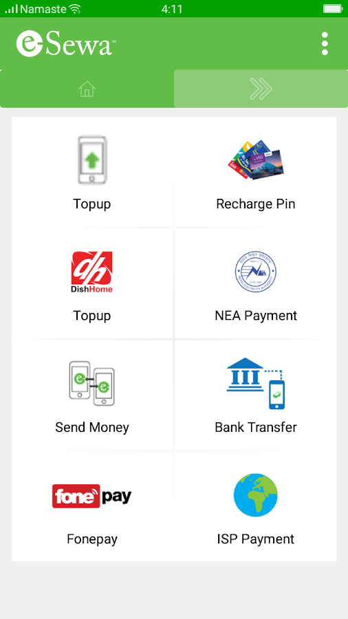 eSewa - Mobile Wallet (Nepal)- screenshot