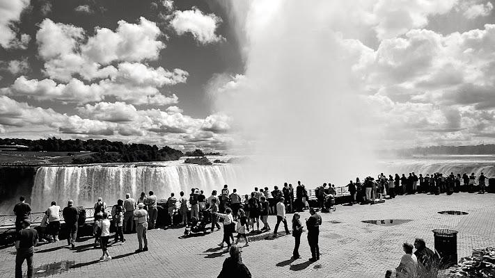 Clouds & Falls di photofabi77
