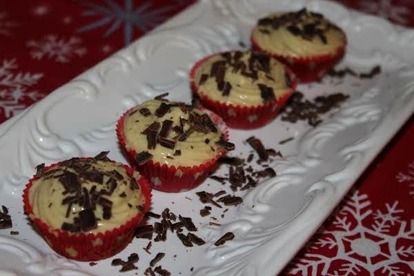Mini Eggnog Pies Recipe