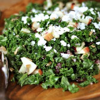 Kale Salad Feta Cheese Recipes.
